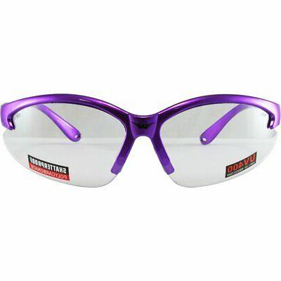 Global Vision Cougar Frame Safety Glasses Lens