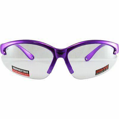 Global Vision Cougar Frame Safety Glasses Lens