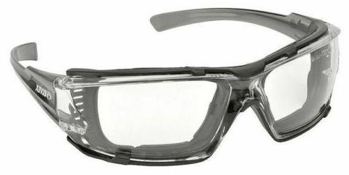 go specs iv safety glasses clear anti