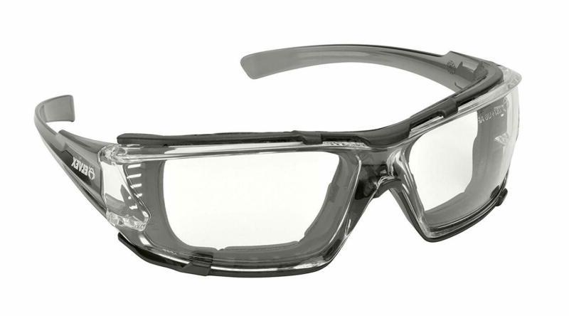 go specs iv safety glasses goggles clear