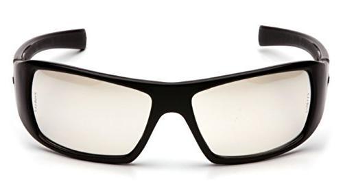 Pyramex Safety Black Frame, Lens