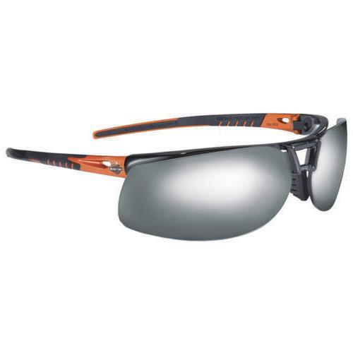 Harley-Davidson HD1102 Safety Glasses with Black/Orange Fram