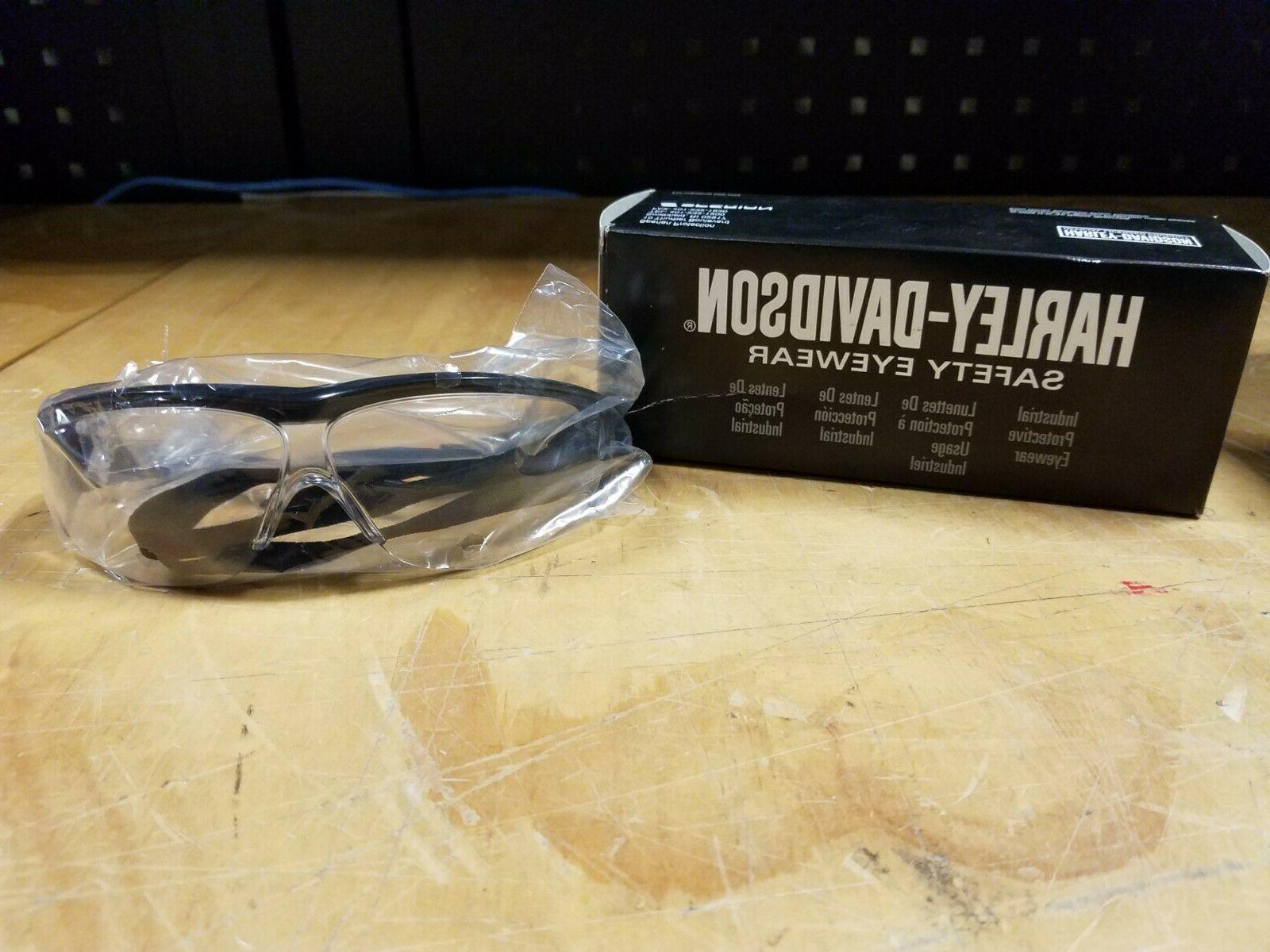 Harley Davidson Lens Scratch-Resistant Glasses - NEW