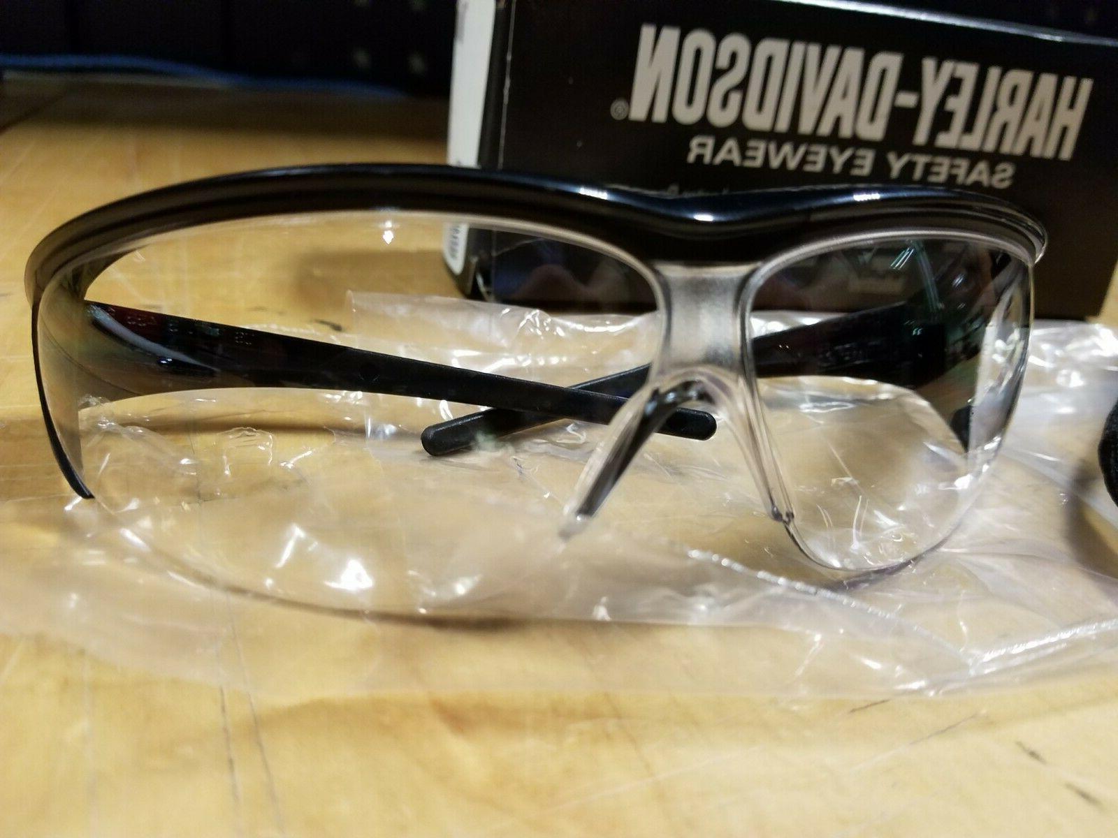 Harley Davidson Lens Scratch-Resistant Safety -