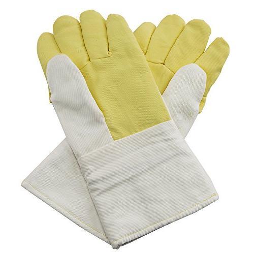 heat resistant glove kevlar temperature