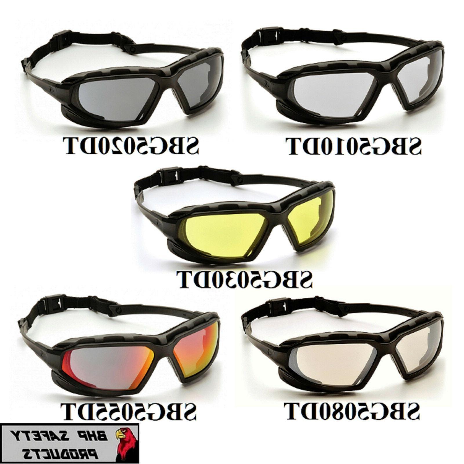 highlander plus safety glasses construction work sunglasses
