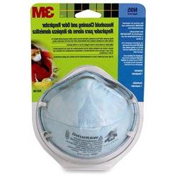 3M Household Cleaning and Bleach Odor Respirator - Dust, Fly