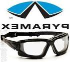 Pyramex I Force Clear Dual Anti Fog Lenses Safety Glasses Go