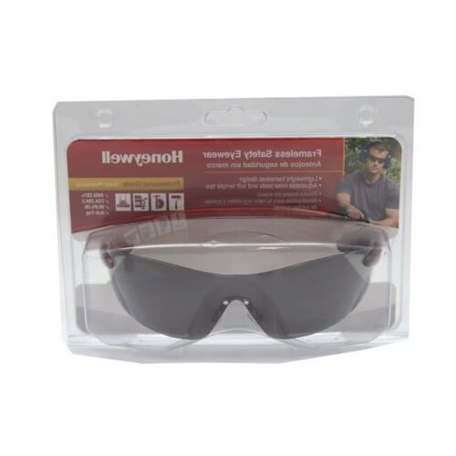 Honeywell Ignite Red Metallic Frameless Glasses,