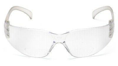 Pyramex Intruder Safety Glasses Clear ANSI