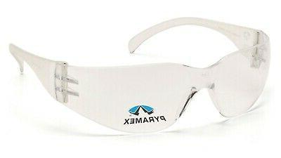 intruder bifocal reading safety glasses clear lens