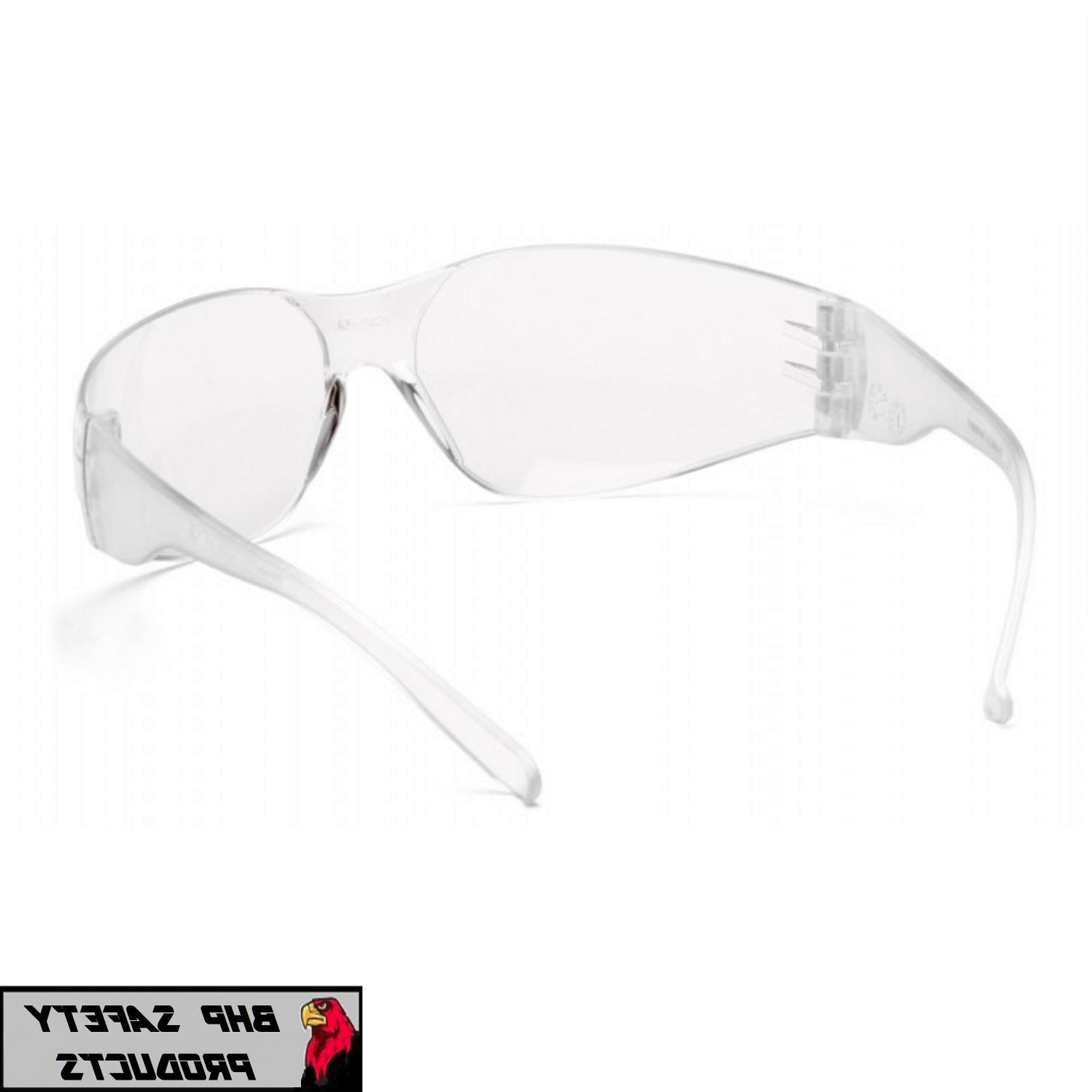 PYRAMEX INTRUDER GLASSES BIFOCAL CLEAR LENS
