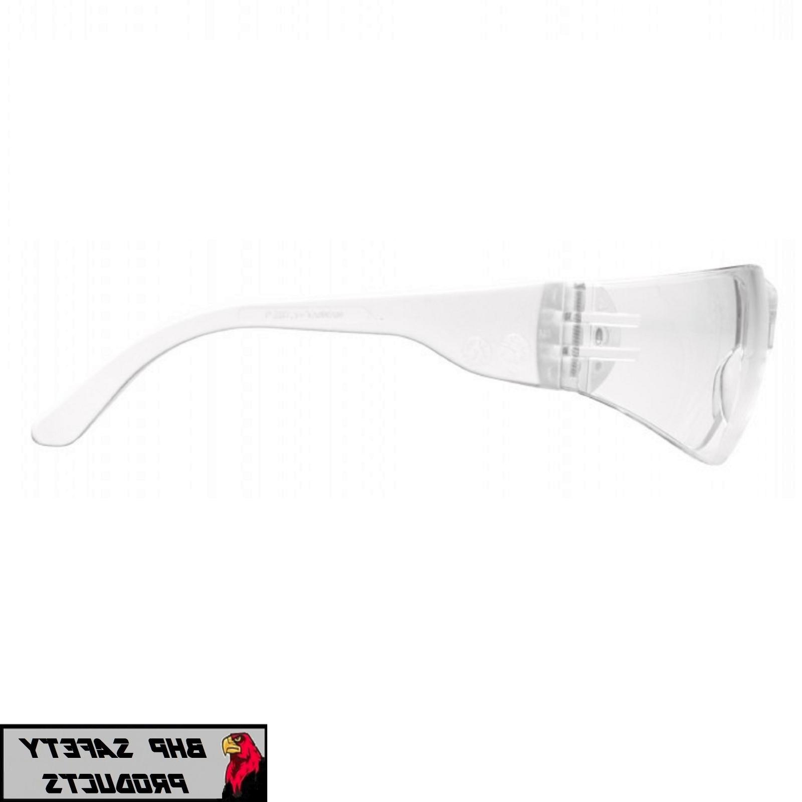 PYRAMEX INTRUDER READER GLASSES BIFOCAL 1.5 LENS Z87+