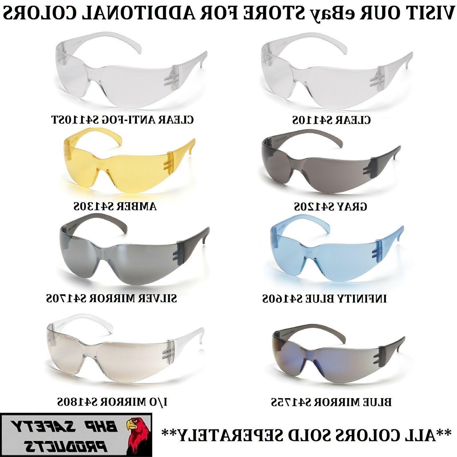 INTRUDER GLASSES SMOKE/GRAY LENS Z87+