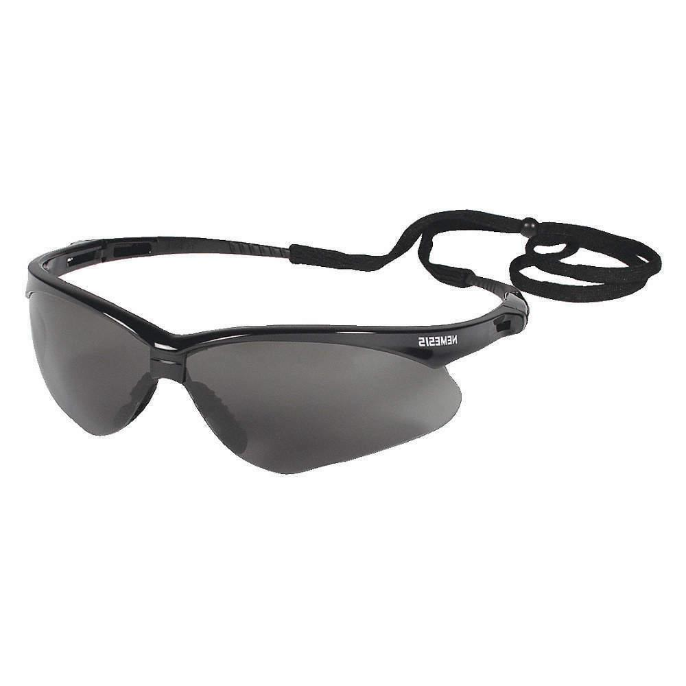 jackson nemesis safety glasses 22475 smoke anti