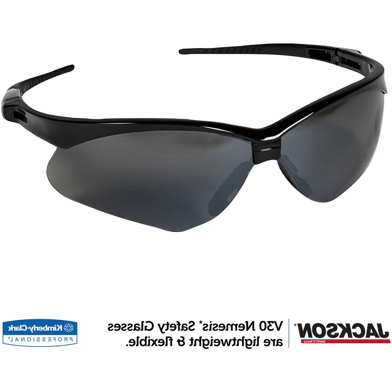 jackson nemesis v30 safety glasses sunglasses various