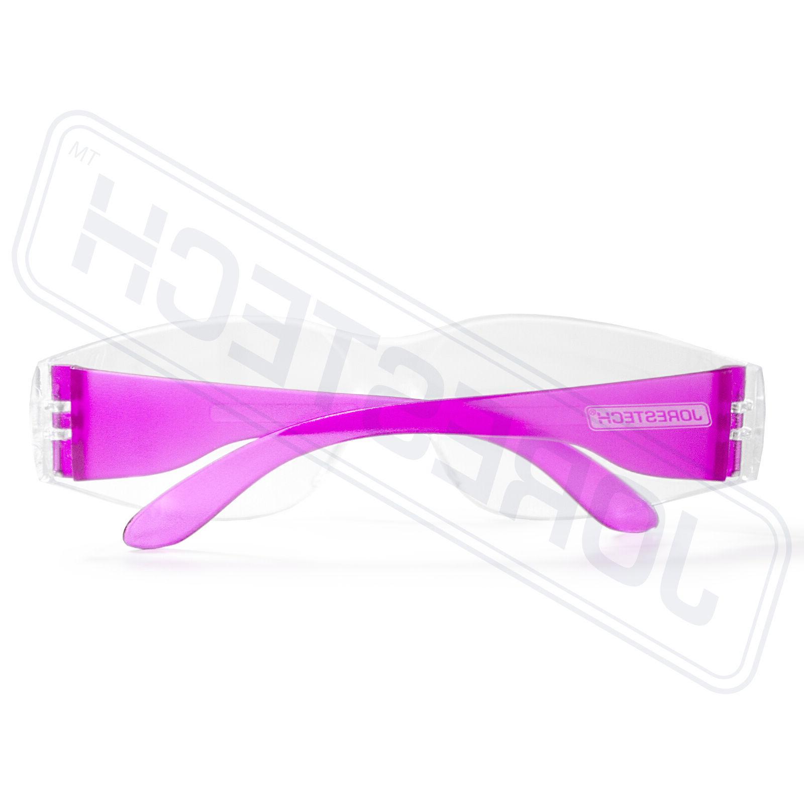 Jorestech Petite Women's Safety Glasses | Clear Lens