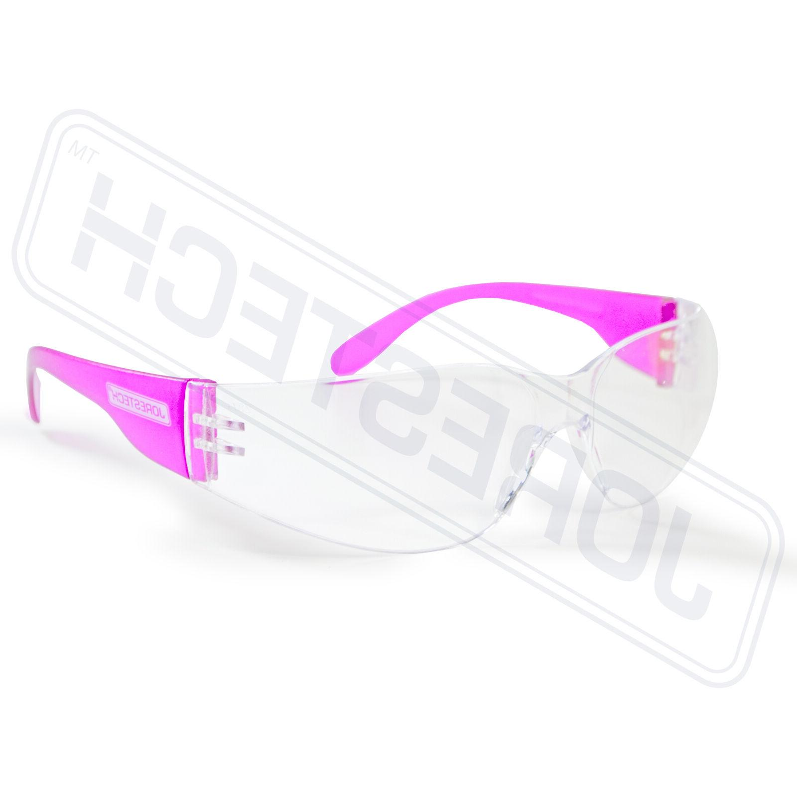 Jorestech Women's Safety Glasses | Pink | Lens