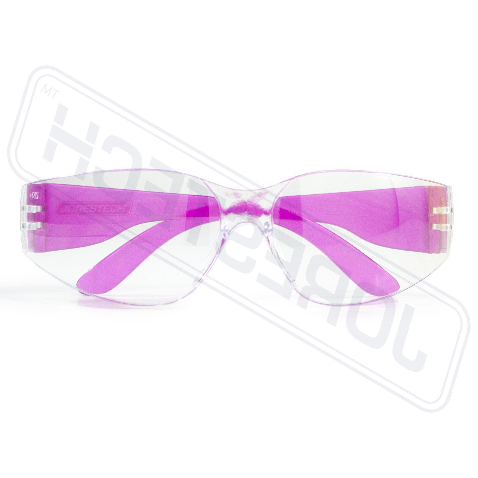 Jorestech Safety Glasses | Pink |