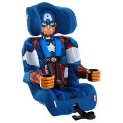 KidsEmbrace Friendship Combination Booster Car Seat - Marvel