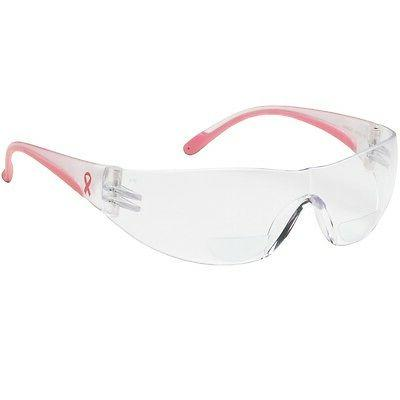 lady eva bifocal safety glasses with 2
