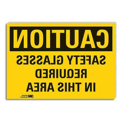 lcu3 0359 rd 7x5 caution sign 5