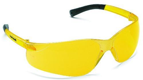 Crews - Bearkat Protective Eyewear Bearkat Amber Lens: 135-B