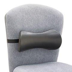 * Lumbar Support Memory Foam Backrest, 14-1/2w x 3-3/4d x 6-
