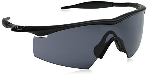 Oakley Men's Sweep Sunglasses,Matte Black Lens,one size