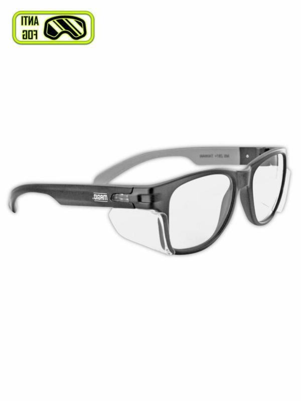 MAGID Y50BKAFC Iconic Y50 Design Series Safety Glasses with