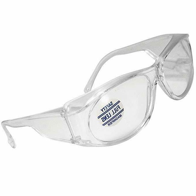 magnifying reader safety glasses 1