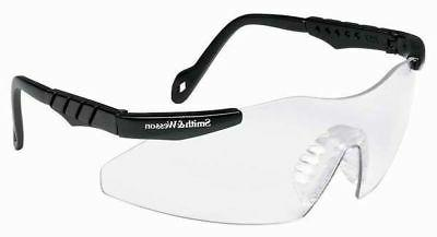 Smith & Wesson Magnum 3G Safety Glasses, Mini Black Frame, C