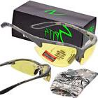 MAGSHOT Hunting Shooting Safety Glasses ACU Camo Frame Full