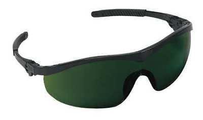 MCR 5.0 Safety Glasses, Scratch-Resistant, SAFETY