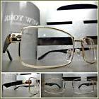 Men's CONTEMPORARY MODERN CLASSY Style Clear Lens EYE GLASSE