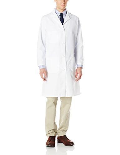 men lab coat