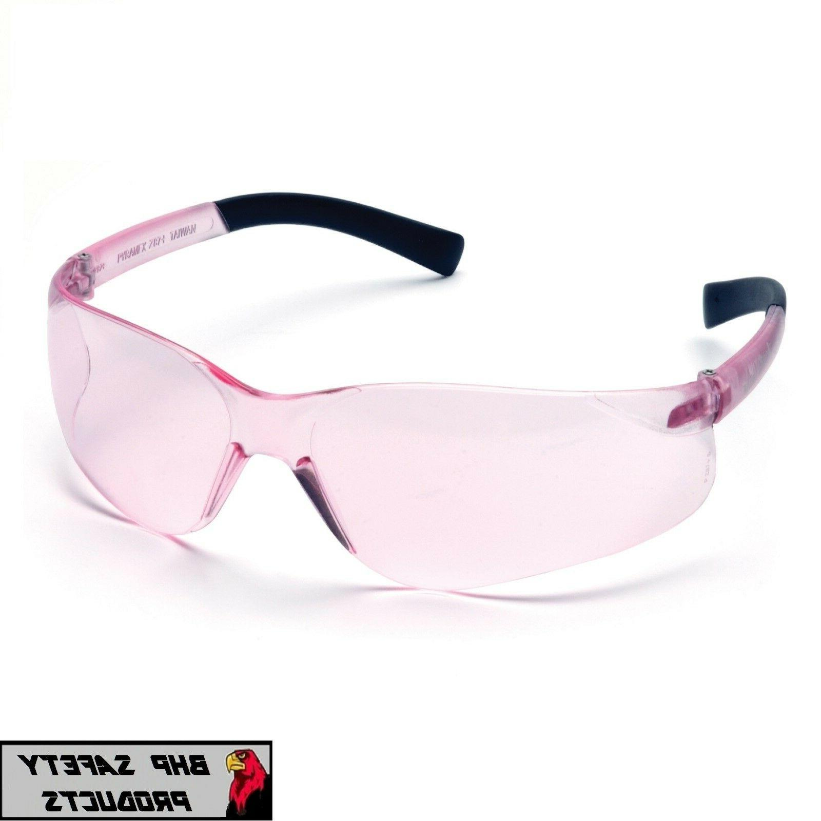 mini ztek pink lens size small safety