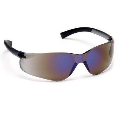 Pyramex Mini Ztek Safety Glasses - Blue Mirror Lens