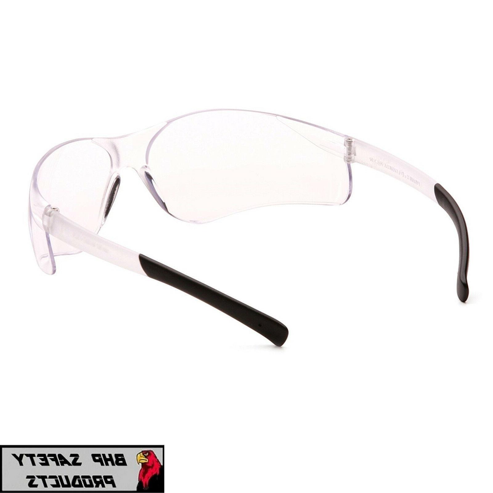 PYRAMEX ZTEK READER GLASSES CLEAR +1.50 LENS S2510R15