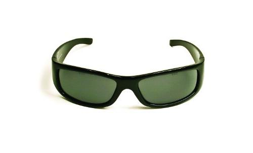 3M Moon Protective Eyewear, 11215-00000-20 Gray Lens, Black