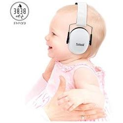 BEBE Muff Hearing Protection - US Certified Noise Reduction