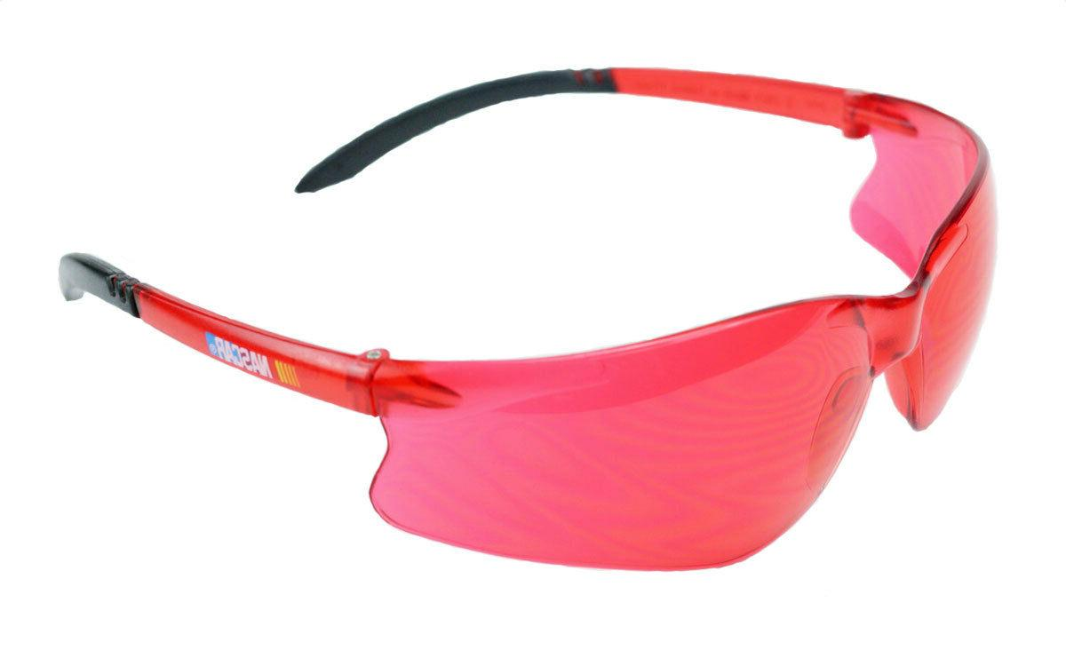 nascar gt by safety glasses with vermillion