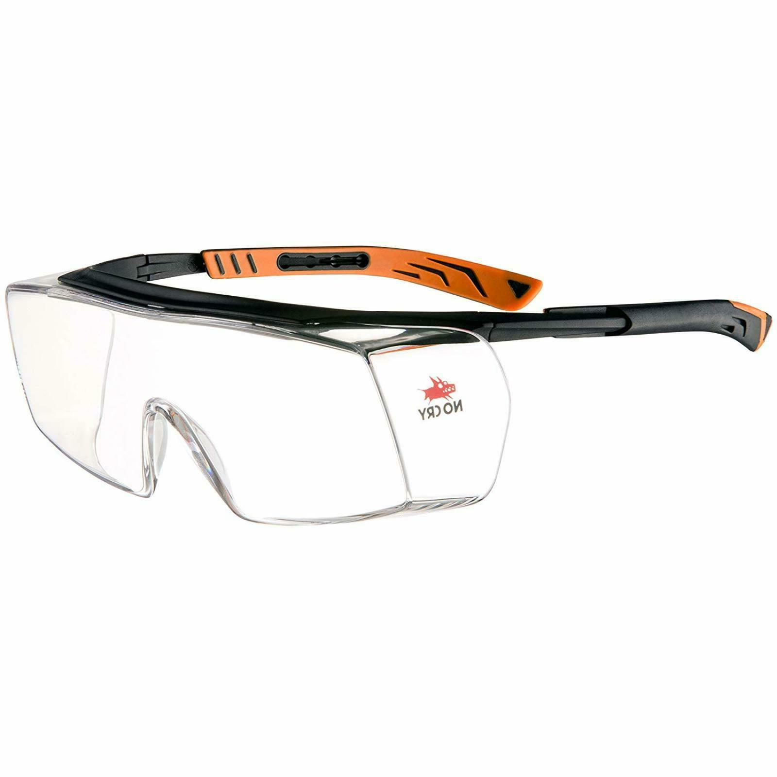 NoCry - Wraparound Lenses