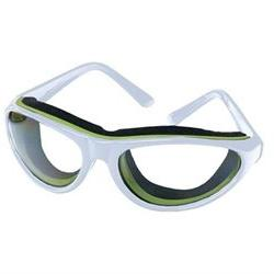 RSVP Onion Goggles with Case -White Frame