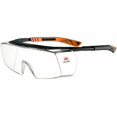 with Anti Scratch Wrap-Around Lenses,