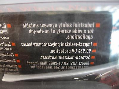 Harley-Davidson Safety Rugged Blue Mirror ANSI Work Glasses