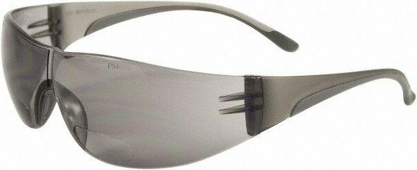 magnifying safety glasses 1 5 gray lenses