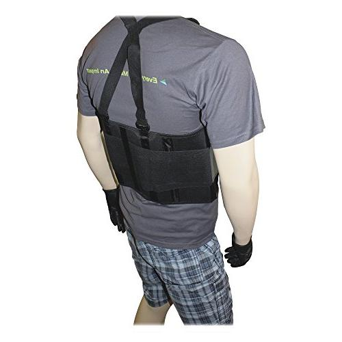 proguard deluxe back support