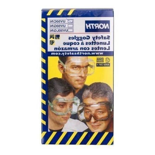 Protective Glasses Medical Anti Flu Fog Safety Goggles Work