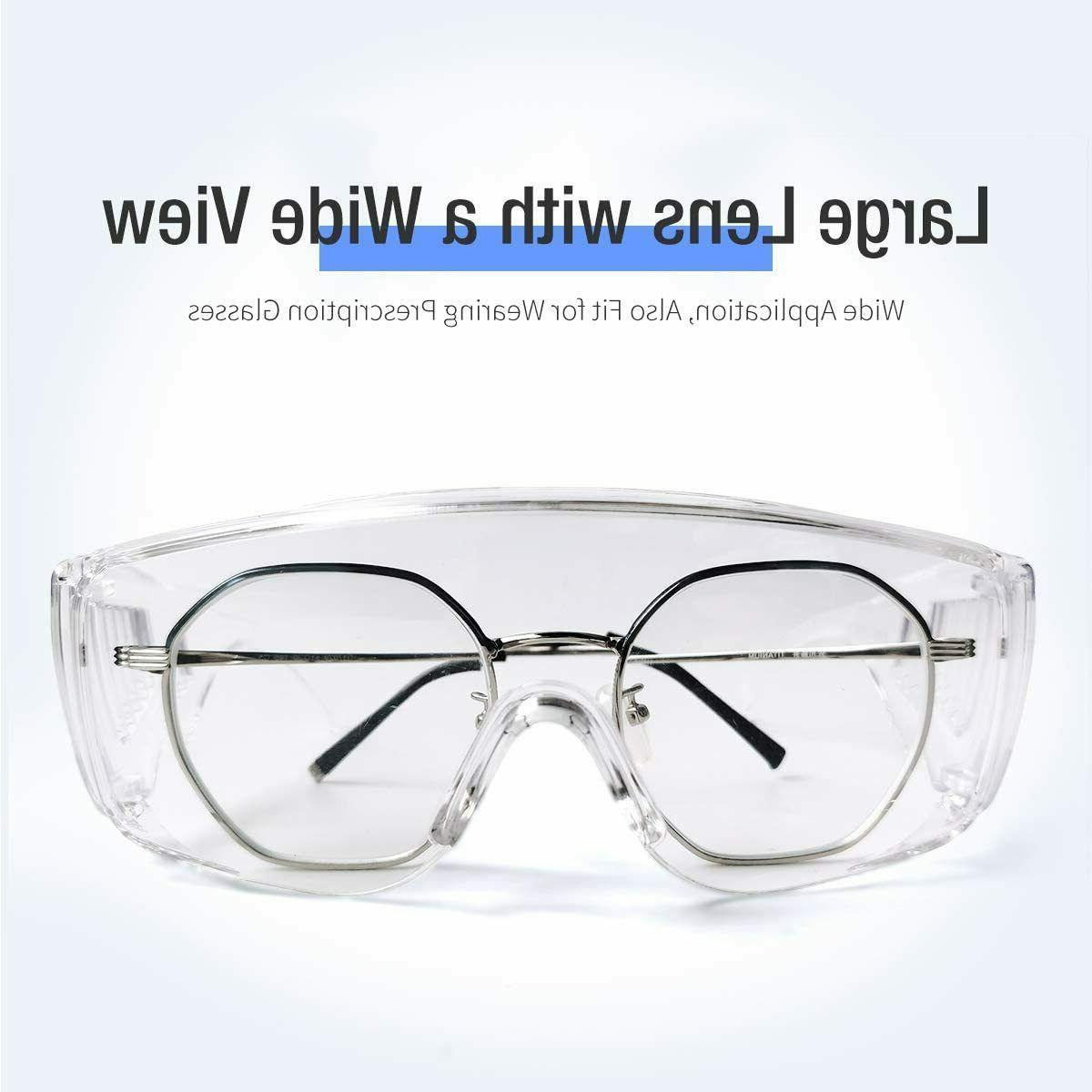 Protective Goggles Anti-fog/Anti-Scratch Prescription Glasses